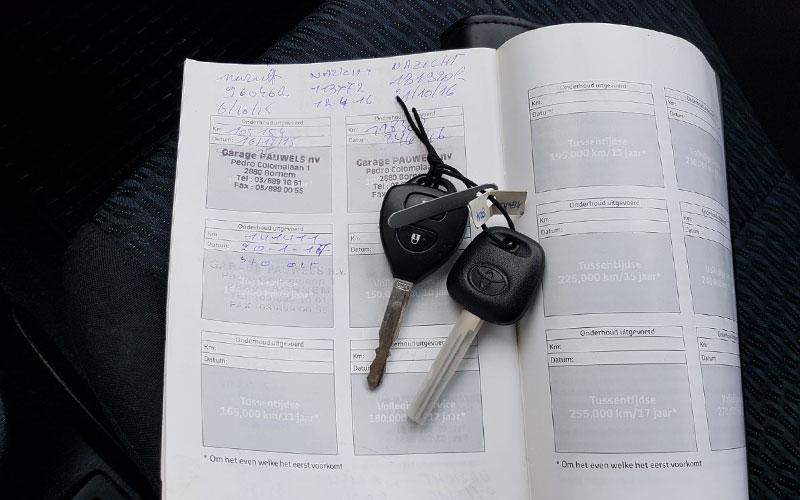 Poza cu Caiet Service Toyota Yaris Diesel - Cars Trader Cluj
