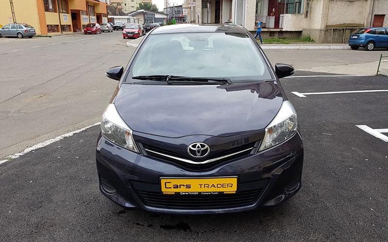 Poza cu Toyota Yaris Diesel - Cars Trader Cluj